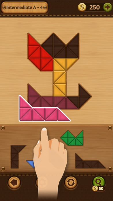 Block Puzzle: Wood Collection screenshot 3