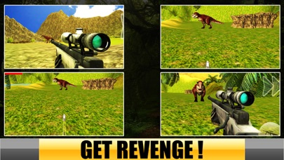 Dinosaur Hunting Safari Park 2 Screenshot 5
