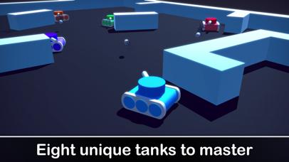 Screenshot #3 pour Tiny Tanks!