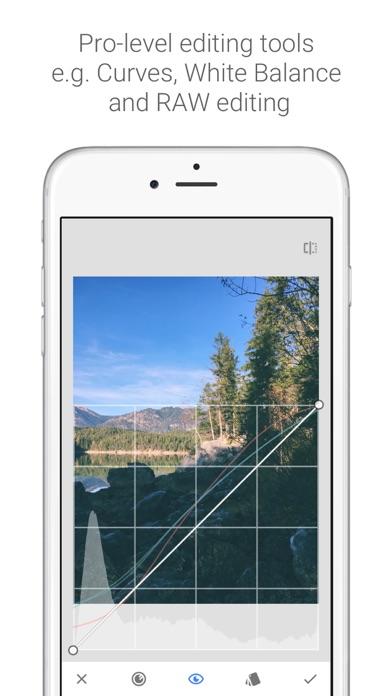 Snapseed et Photopower gratuits temporairement sur l'App Store-capture-4