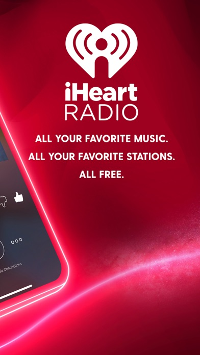 Screenshot for iHeartRadio in United States App Store