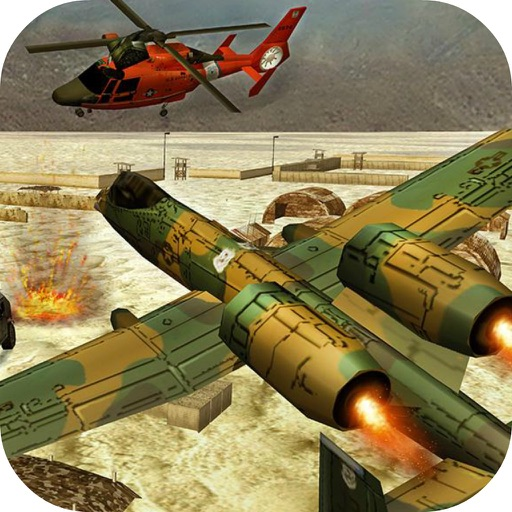 Heli Fight Seawar icon