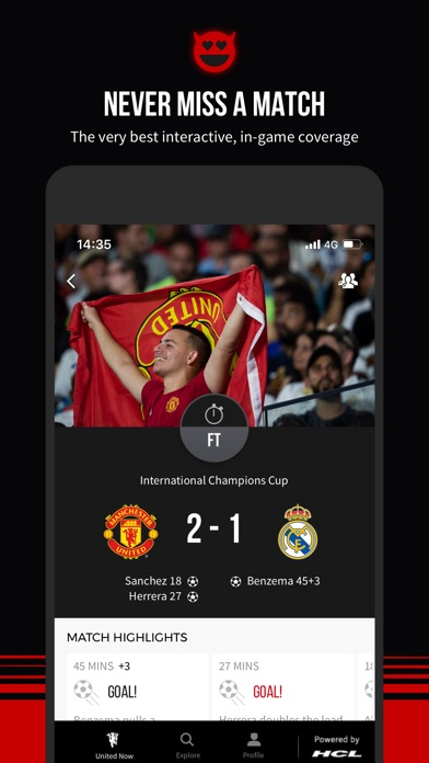 Manchester United Official App-2