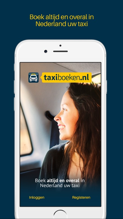 Taxiboeken.nl screenshot-0