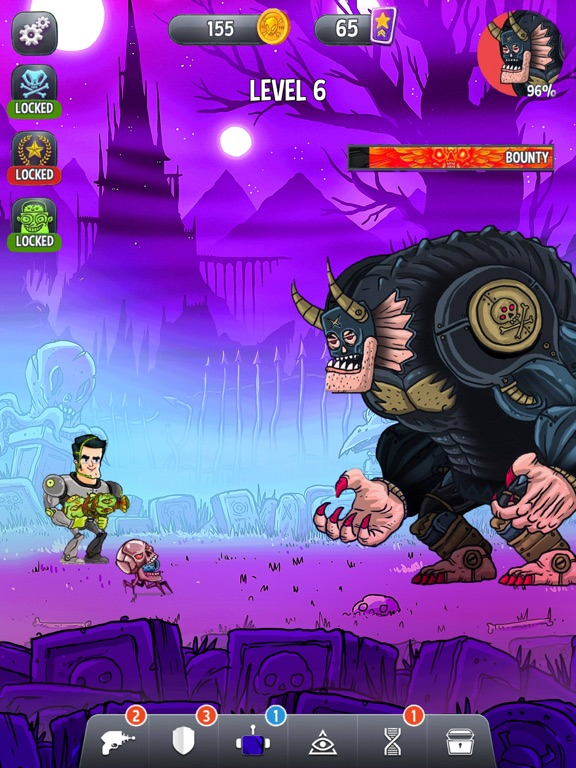 Tap Busters: Bounty Hunters screenshot 10