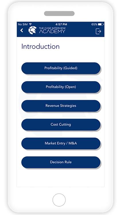The Case Interview Academy screenshot-3