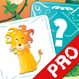 Jungle Animal Pairs Game PRO
