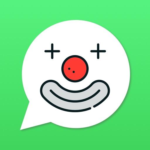ChatsFake for WhatsApp app logo