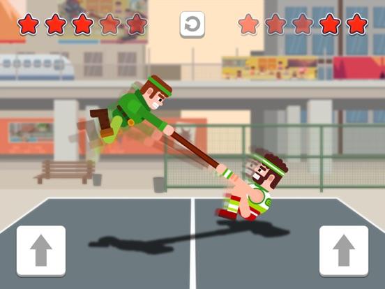 Funny Tug The Table-Jump Game на iPad