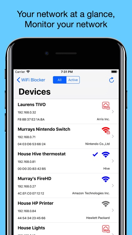 WiFi Blocker