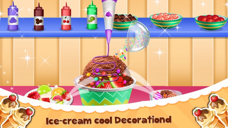 Frozen Ice Cream Sundae Recipe