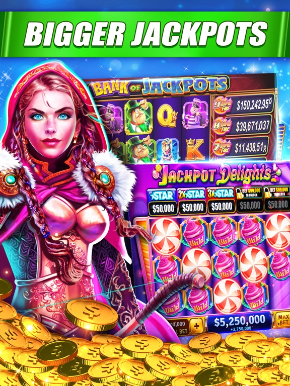 Slots Casino - House of Fun iPad
