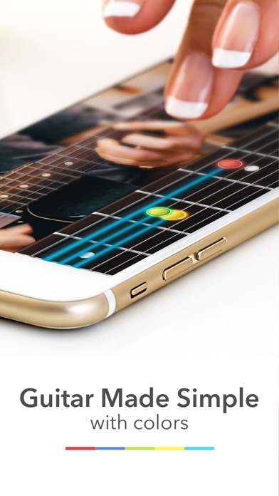 Coach Guitar chords tuner tabs app image