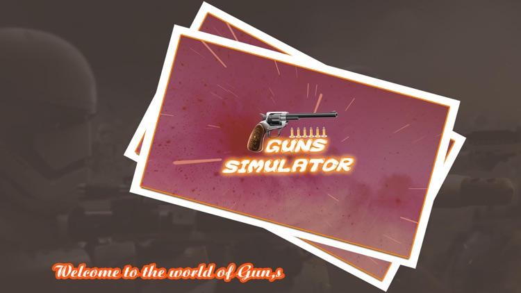 Guns Simulator 3D