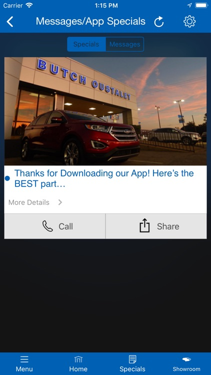 Butch Oustalet Ford & Lincoln screenshot-4