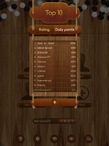 Backgammon Скриншоты10