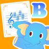 「調号」バスティンピアノフラッシュカード