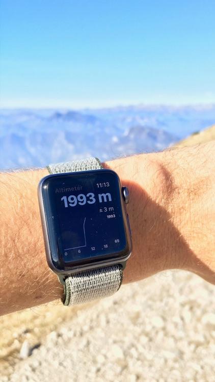 Watch Altimeter Pro