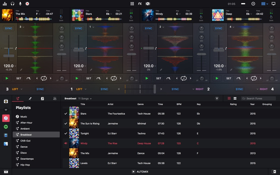 djay Pro 2 0 14 – Transform your Mac into a full-fledged DJ