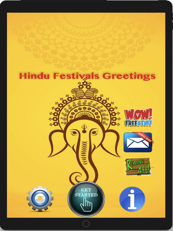 Hindu Festivals Greeting Cards screenshot 6