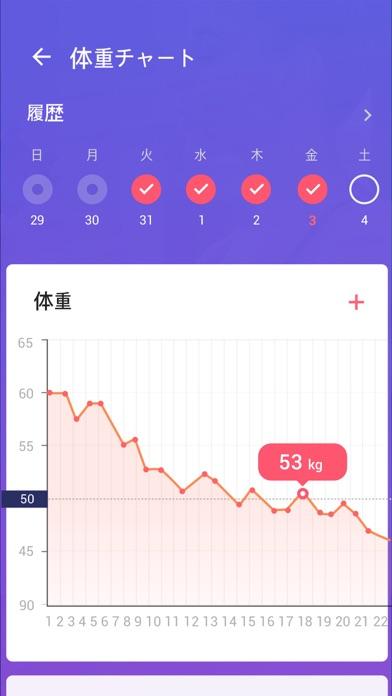 腹筋ワークアウトアプリのおすすめ画像5