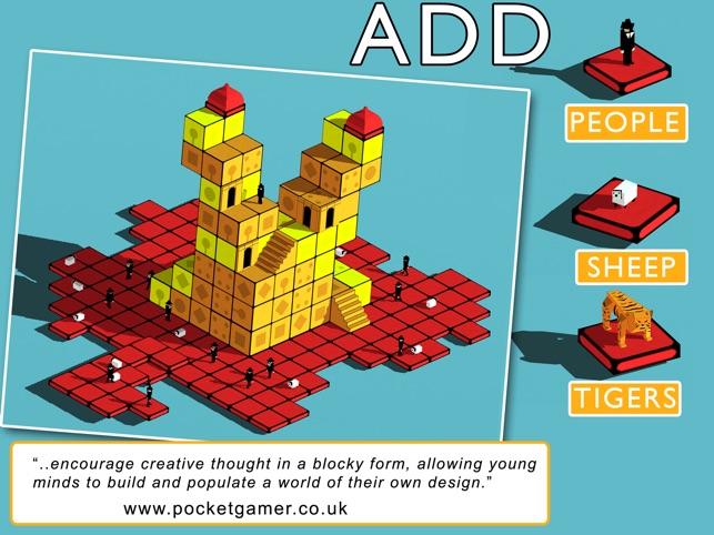 Blox 3D World Creator Screenshot