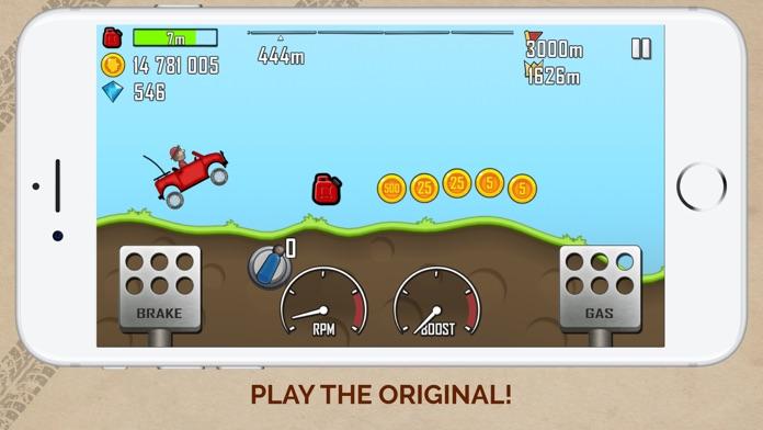 Hill Climb Racing Screenshot