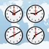 Reloj Mundial News Clocks Lite