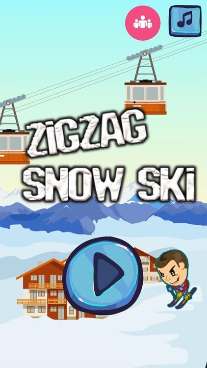 滑雪大冒险-最爱的智慧游戏