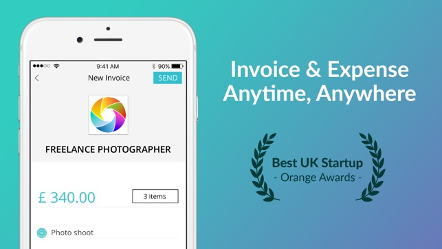 Albert Invoices And Expenses On The App Store - Top invoice apps