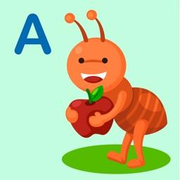 Animals Alphabet Puzzle Kids