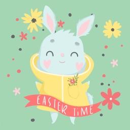 Animated Spring Easter Break