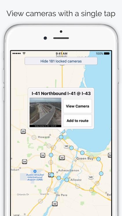 RoadCam - Traffic Cameras