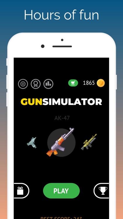 Flip Gun Shooting Sim Mission screenshot-3