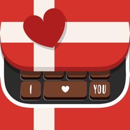 Valentine's Day Love Stickers
