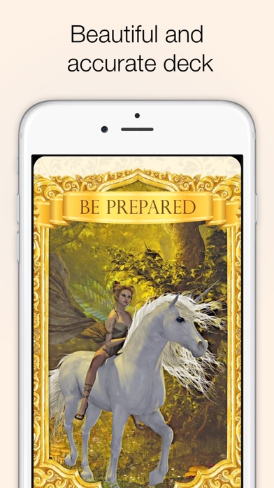 Ask the Unicorns Oracle Cards screenshot 3
