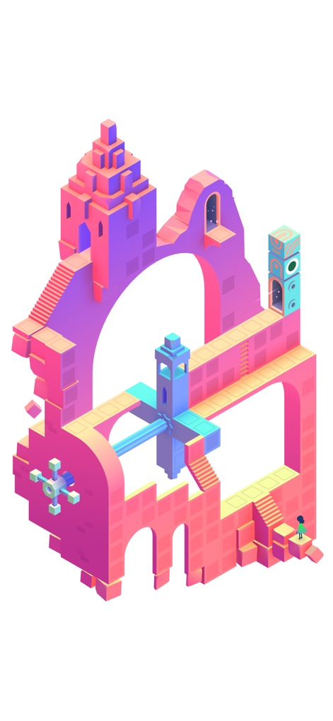 Monument Valley - игра, изменившая мир