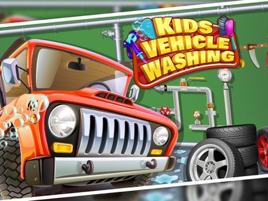 Car Washing - Mechanic Game screenshot 7