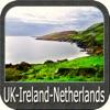 UK Ireland Netherlands Charts