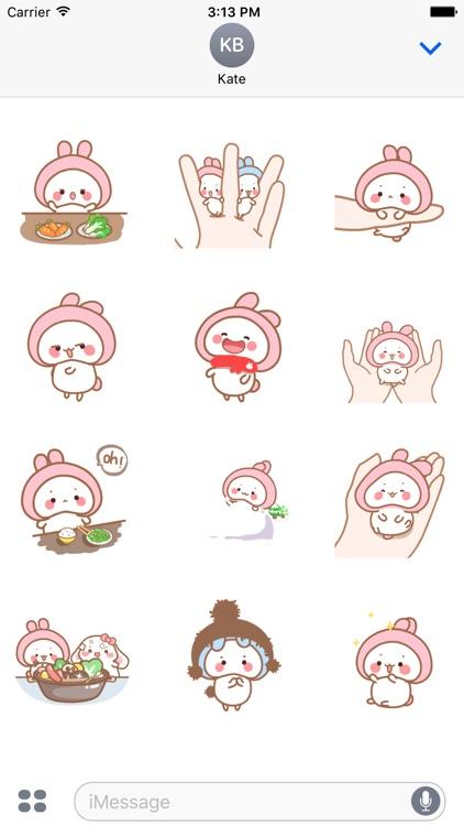Cute Little Bunny Animation