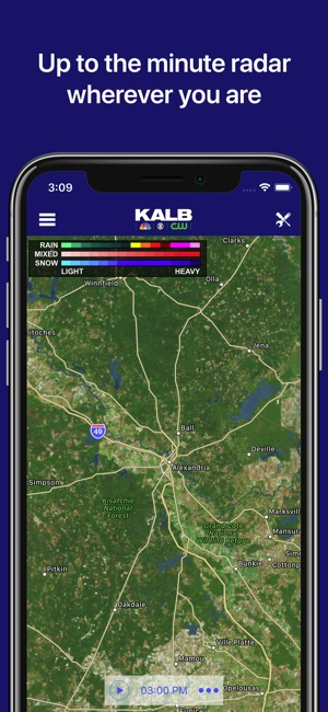Kalb Weather Map.Kalb Tv News Channel 5 On The App Store