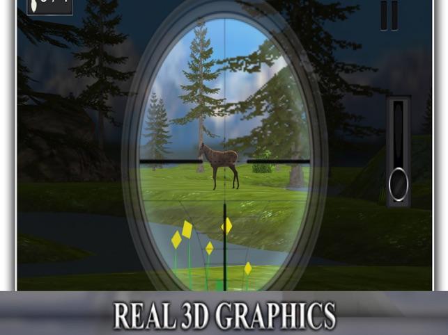 Big Deer Target, game for IOS