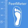 Feet Meter find true foot size
