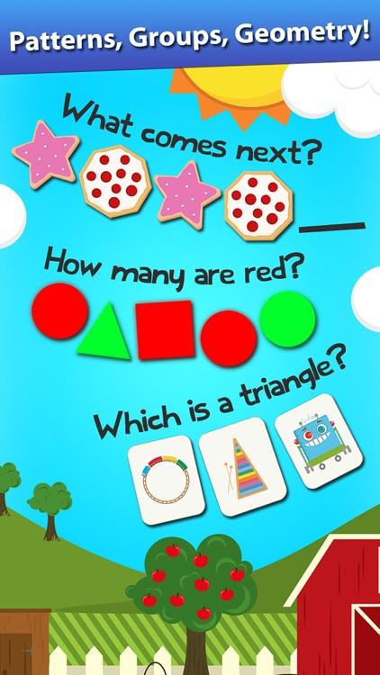 Animal Math Preschool Math Games for Kids Math App screenshot-3