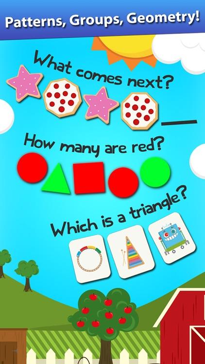 Animal Math Preschool Math Games for Kids Math App screenshot-3