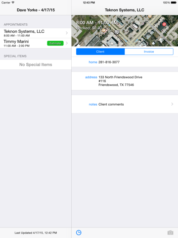 Screenshot of SoftServe Pro