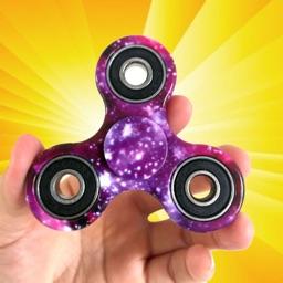 Fidget Spinner - Hand Tap