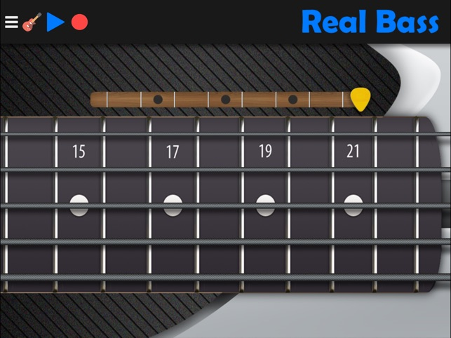 Real Bass! on the App Store