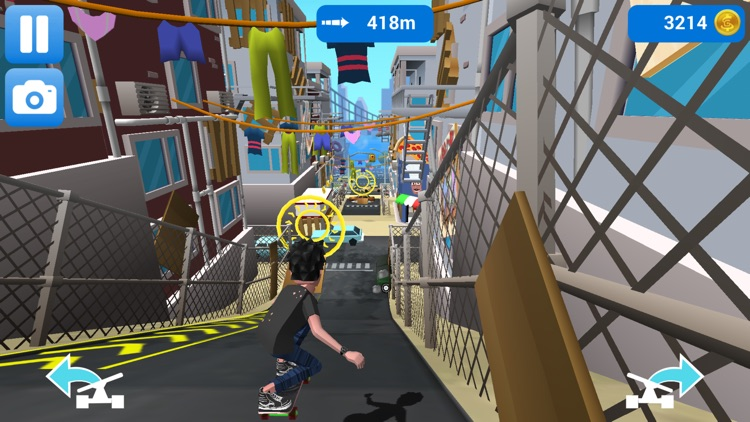 Faily Skater screenshot-2
