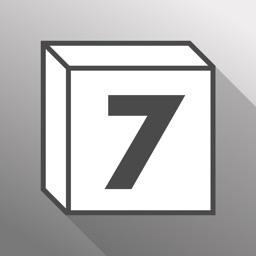 d7 Custom Dice